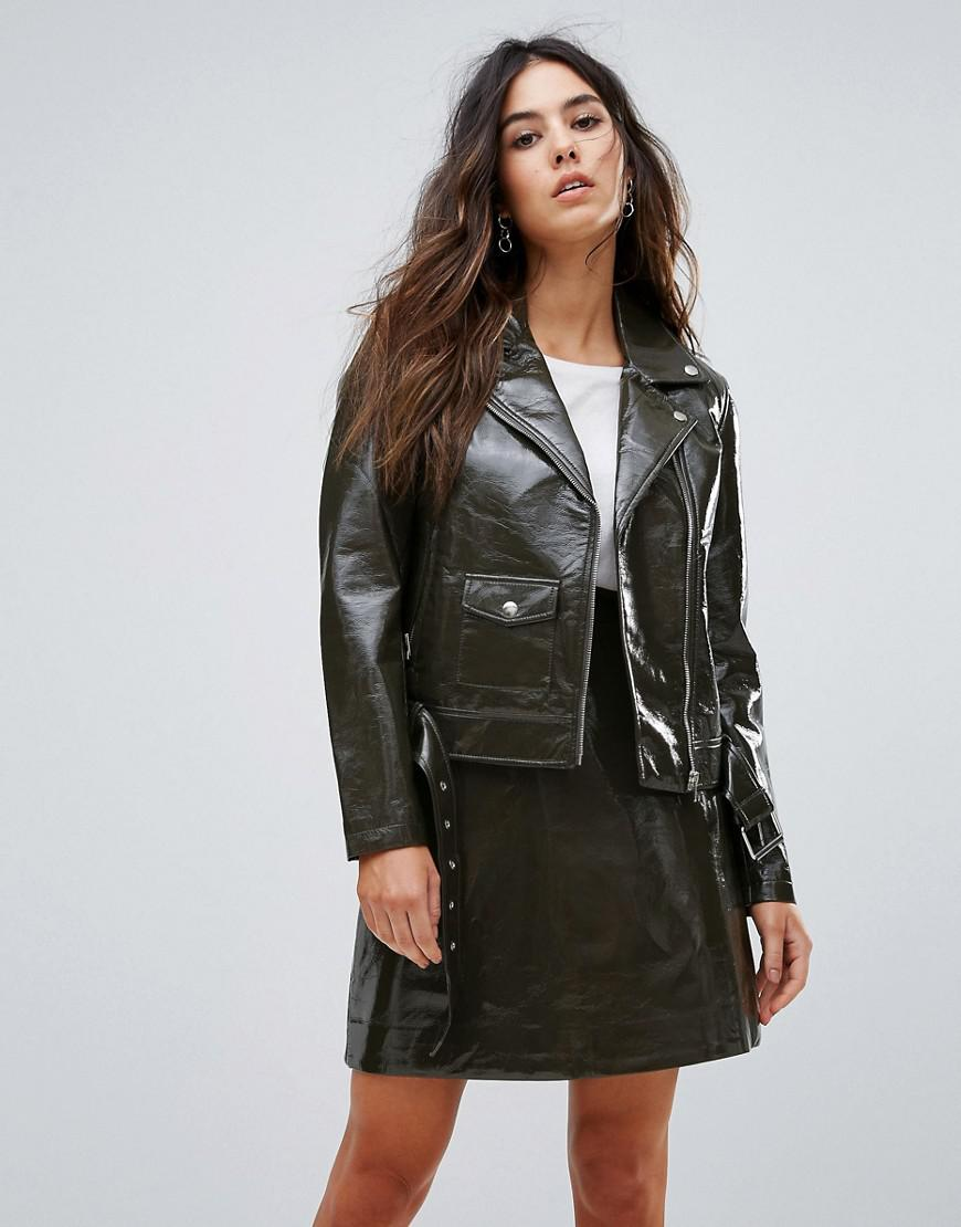 Warehouse leather jackets