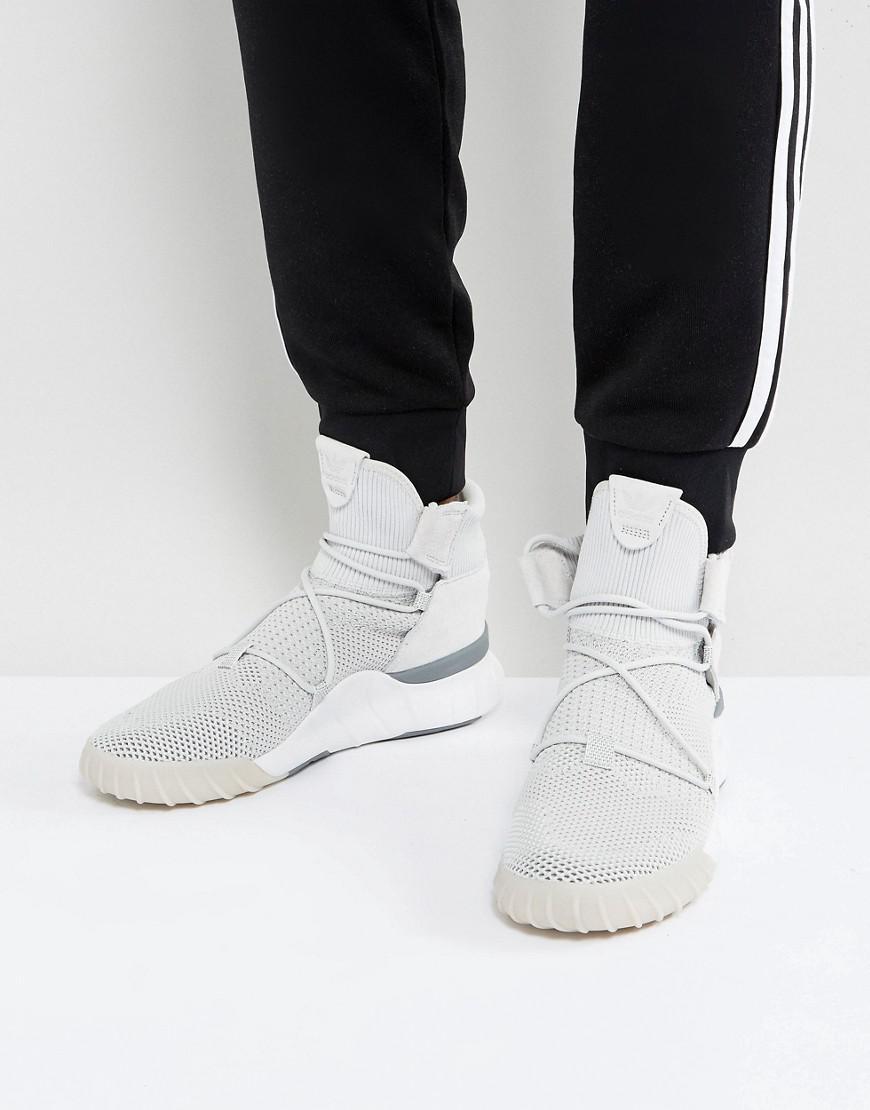 size 40 313ed 72410 Lyst - adidas Originals Tubular X 2.0 Primeknit Sneakers In