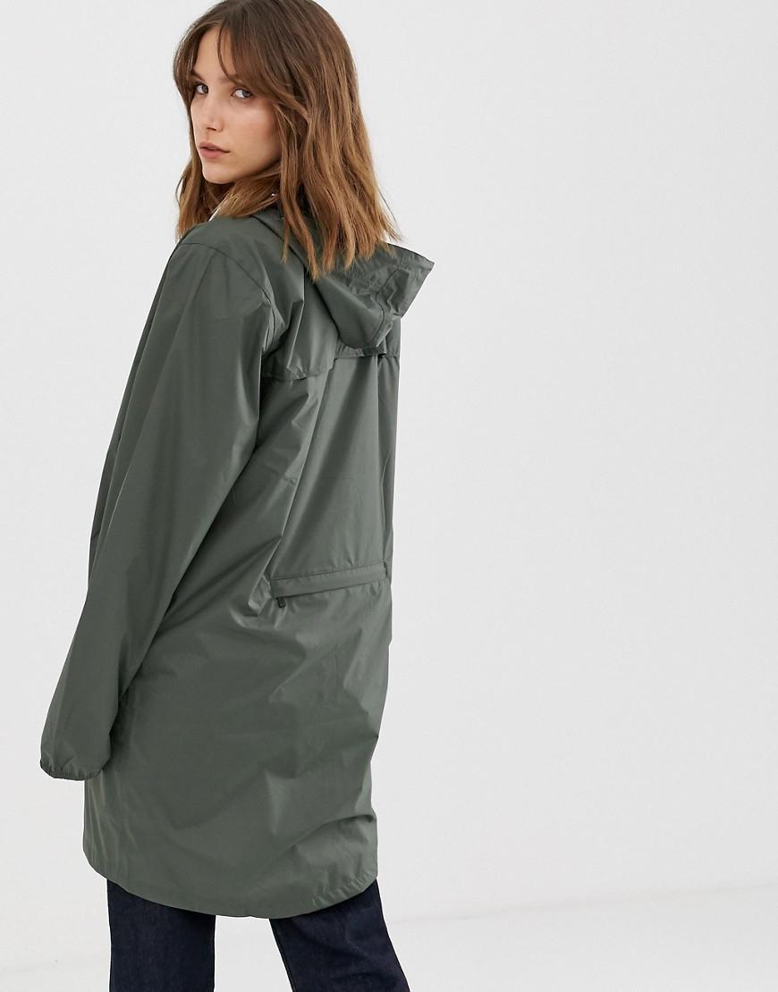 best sell 100% top quality picked up Eiffel Longline Waterproof Jacket