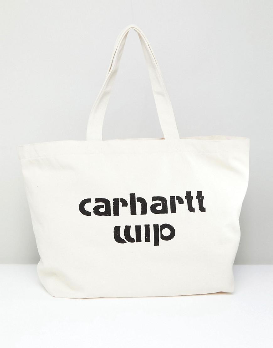 White Carhartt Cabas Wip Coloris En kTOuwXPZi