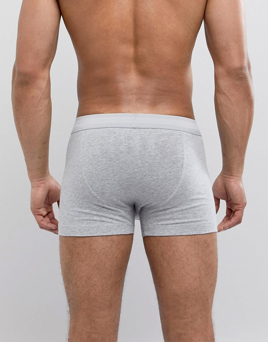 1bdc0b6938c French Connection 3 Pack Boxers in Gray for Men - Lyst