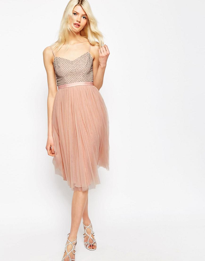 Needle & Thread Coppelia Embellished Ballet Tulle Dress in ...