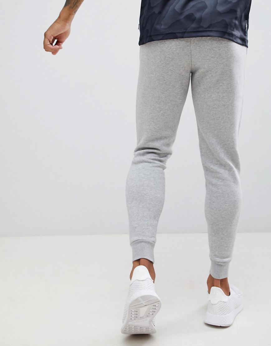 adidas original jersey joggers grey off