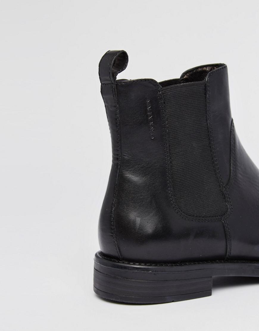VAGABOND Amina Chelsea leather boots |
