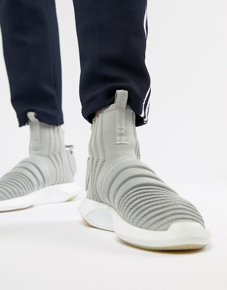 adidas Crazy Sock Primeknit Sneakers In CQ0984 Z0wP7ZwP6j