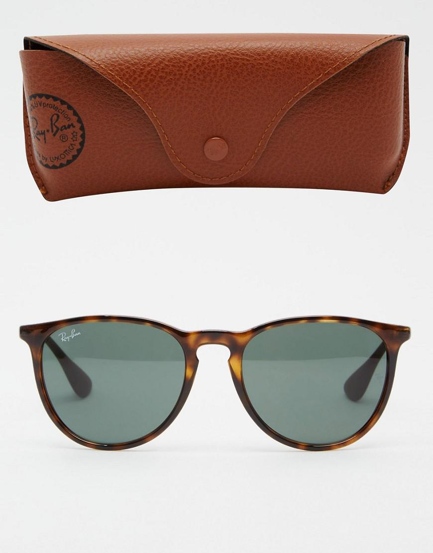 91e87d4c085 Ray-Ban Round Erika Sunglasses 0rb4171 in Brown for Men - Lyst