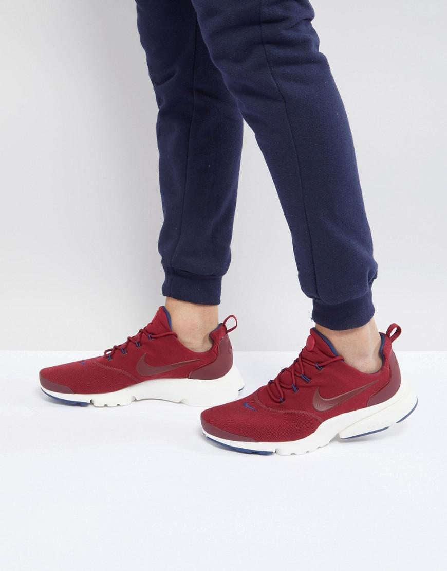 prices online exclusive Nike Presto Fly Trainers In Red 908019-604 clearance sast countdown package online Rvm4B2WB