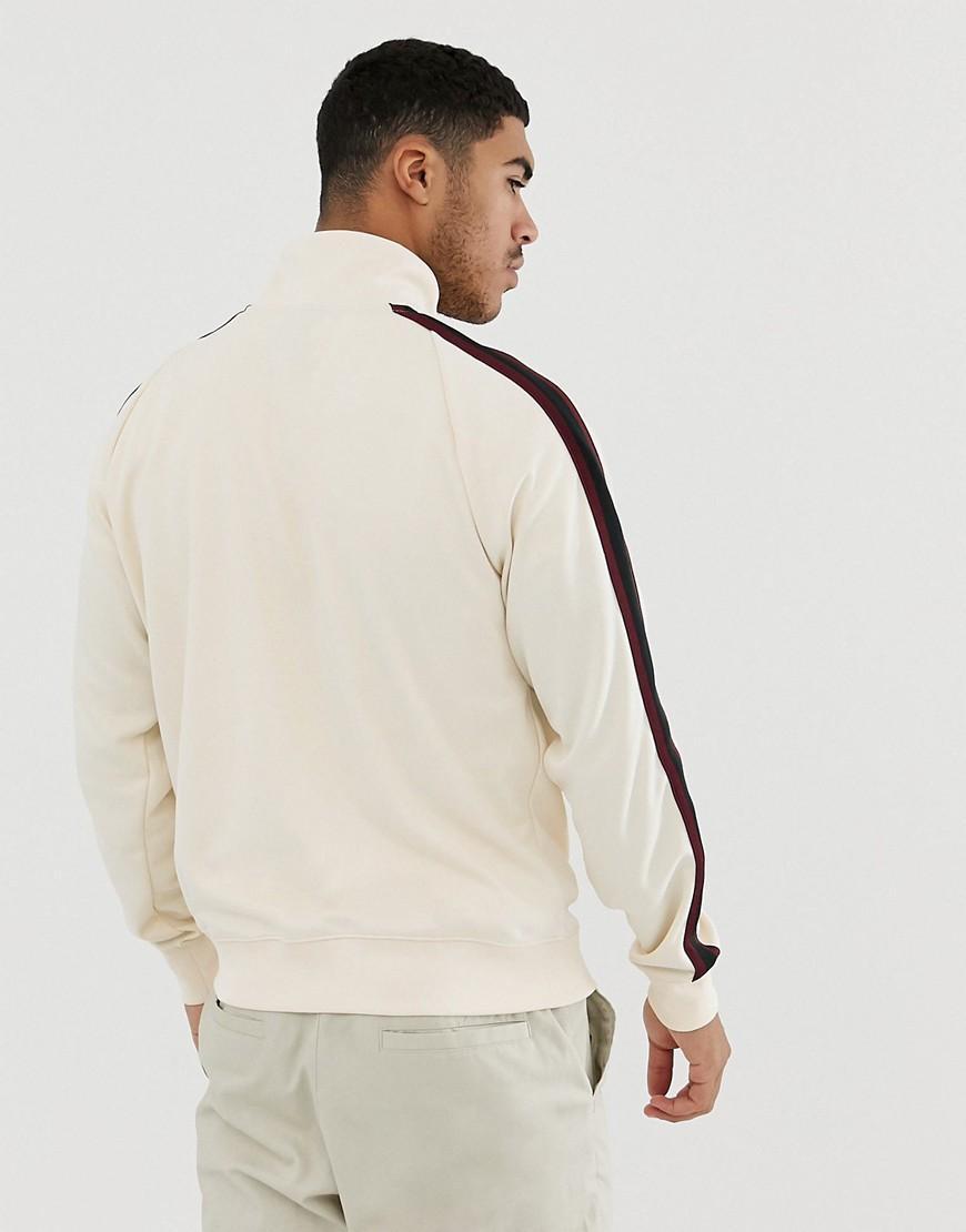Nike Cotton 98 Tribute Jacket In Beige