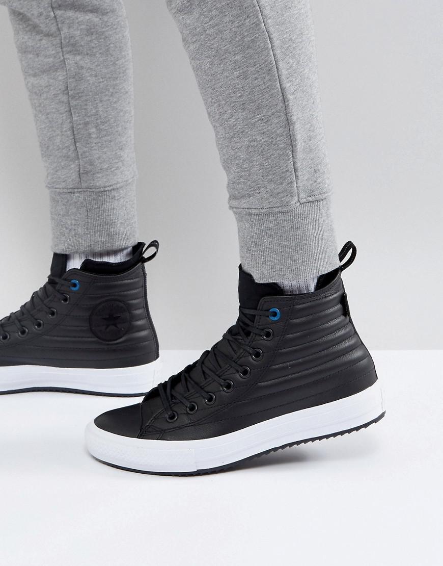 Converse Chuck Taylor All Star WP Boot Hi Dark Sangria  Dark Sangria  Gum  Sneakers. Gallery 3aad08b3e4