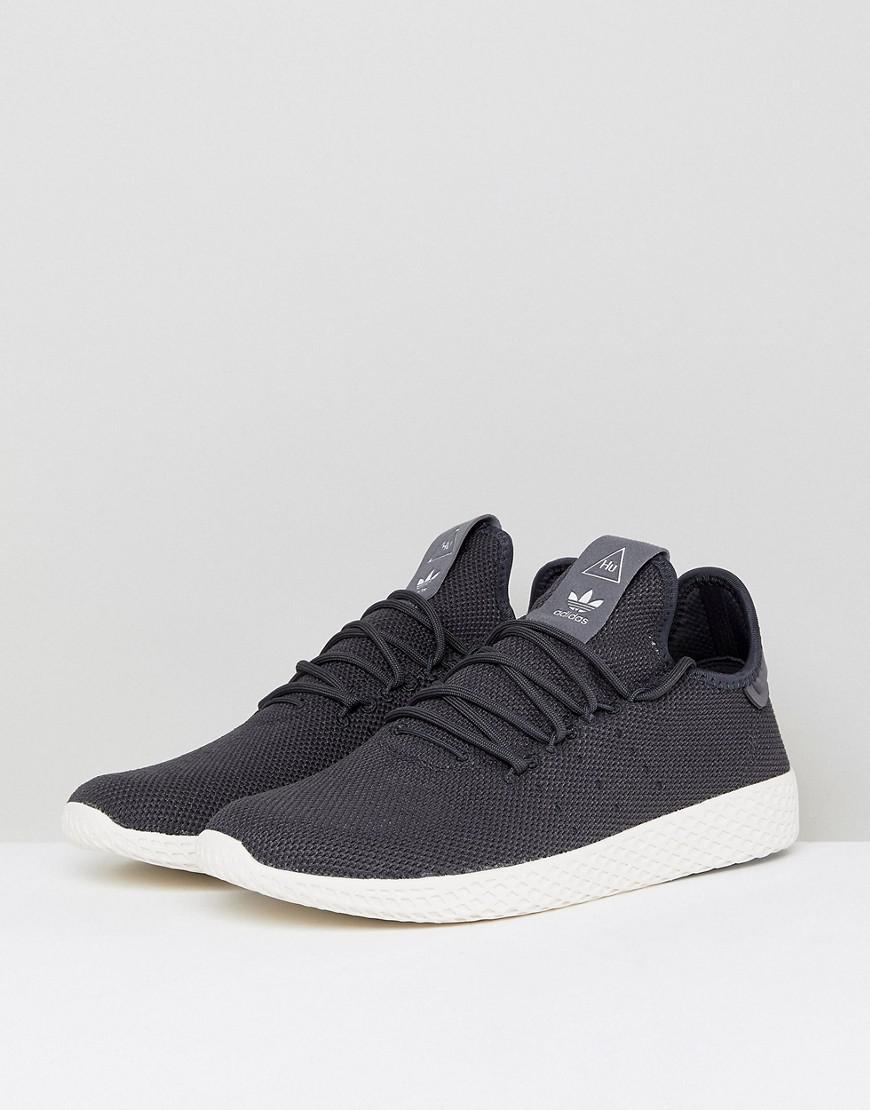 premium selection ae10b ad1b5 adidas Originals X Pharrell Williams Tennis Hu Sneakers In Gray Cq2162 in  Gray for Men - Lyst