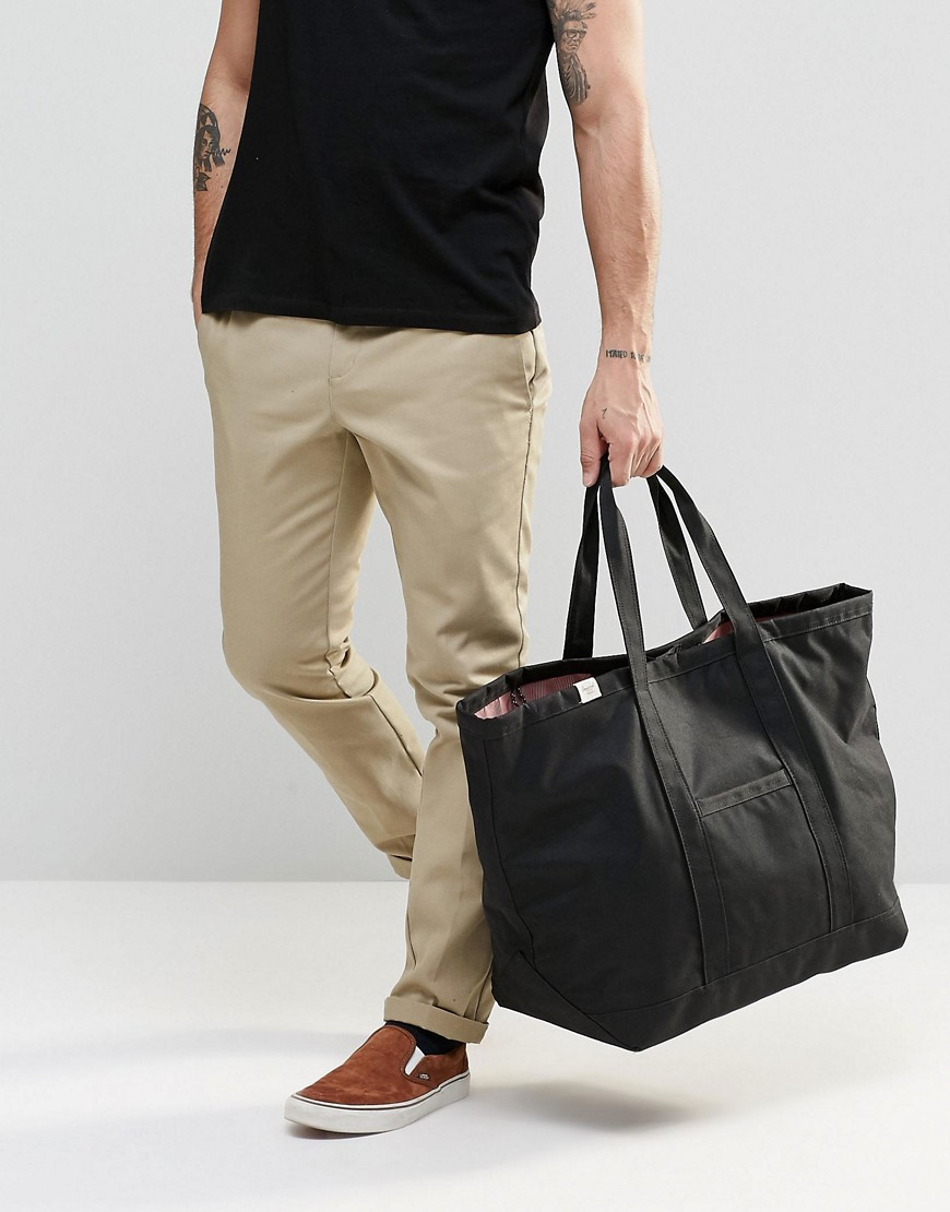 Herschel Mens Oversized Canvas Tote Bag PeZWVdAH3