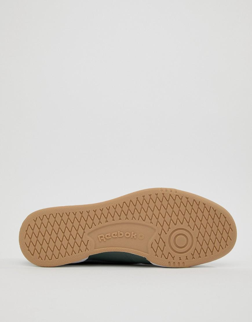 Outlet Cheap Prices Club C 85 Essential Trainers In Green CM8793 - Green Reebok Many Colors Cheapest Cheap Online Best Sale Cheap Price Official Site For Sale kxmAs2
