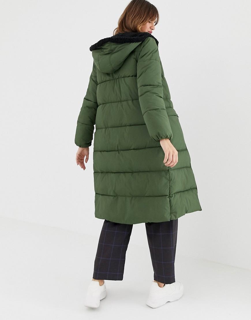 wholesale dealer fce2a 49e2b mantel grün damen