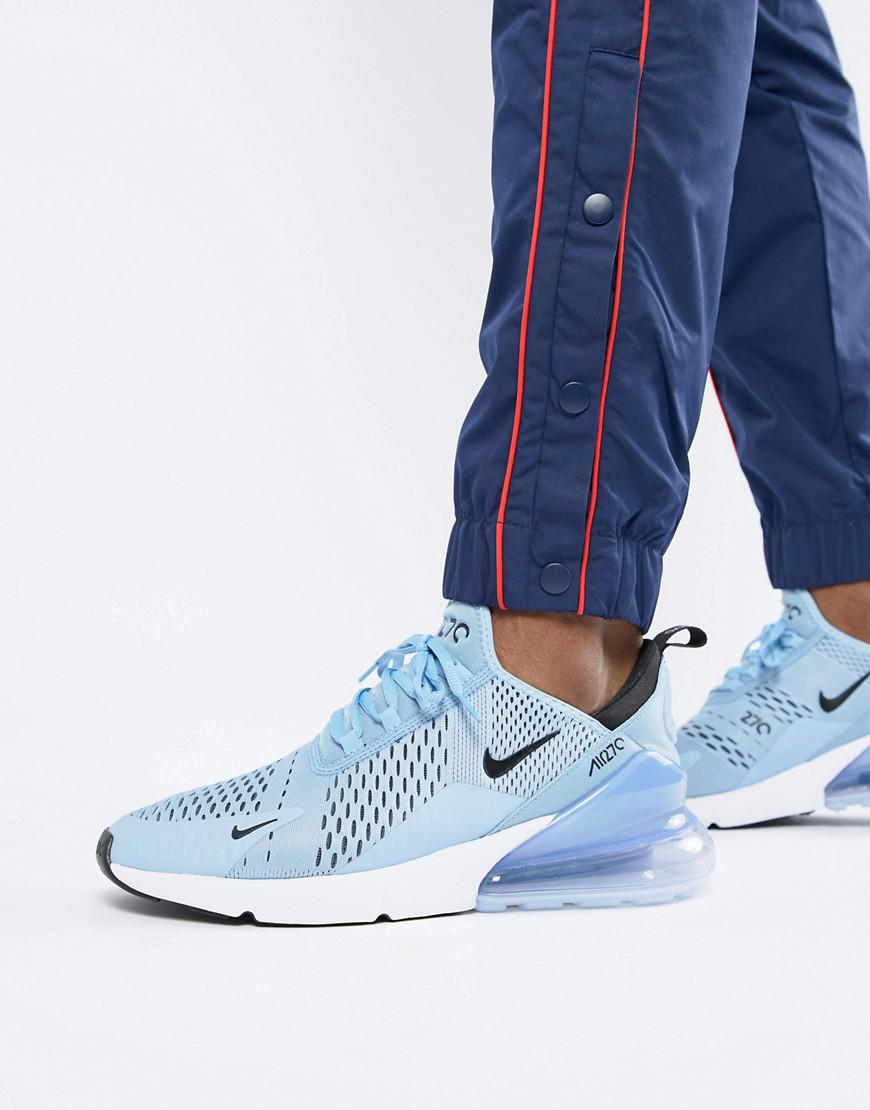 with mastercard online Nike Air Max 270 Trainers In Blue AH8050-402 from china cheap online tumblr for sale visit new online cheap tumblr gQvQN