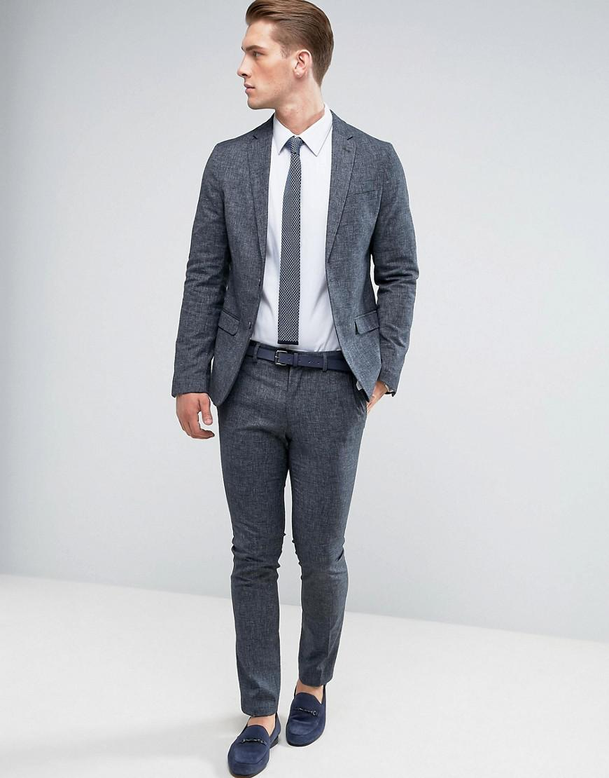 New Look Mens Suit Trousers Suits & Blazers