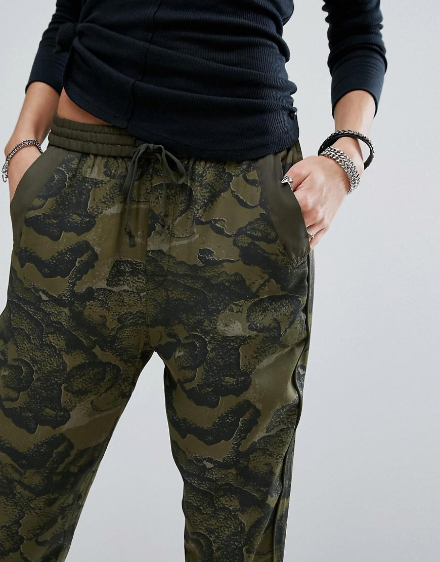 lyst g star raw camo pant in green. Black Bedroom Furniture Sets. Home Design Ideas