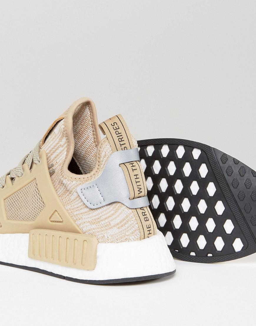 779622269 adidas Originals Nmd Xr1 Sneakers In Beige S77194 in Natural for Men ...