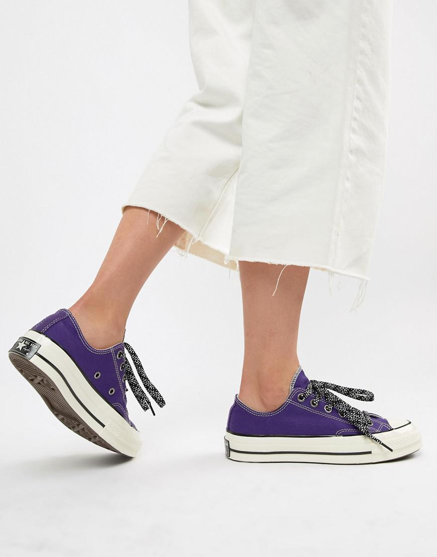 converse 70s パープル online store