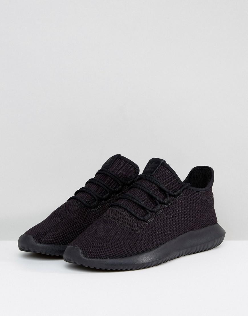 89ba088fac6a22 Lyst - adidas Originals Tubular Shadow Sneakers In Black Cg4562 in Black  for Men