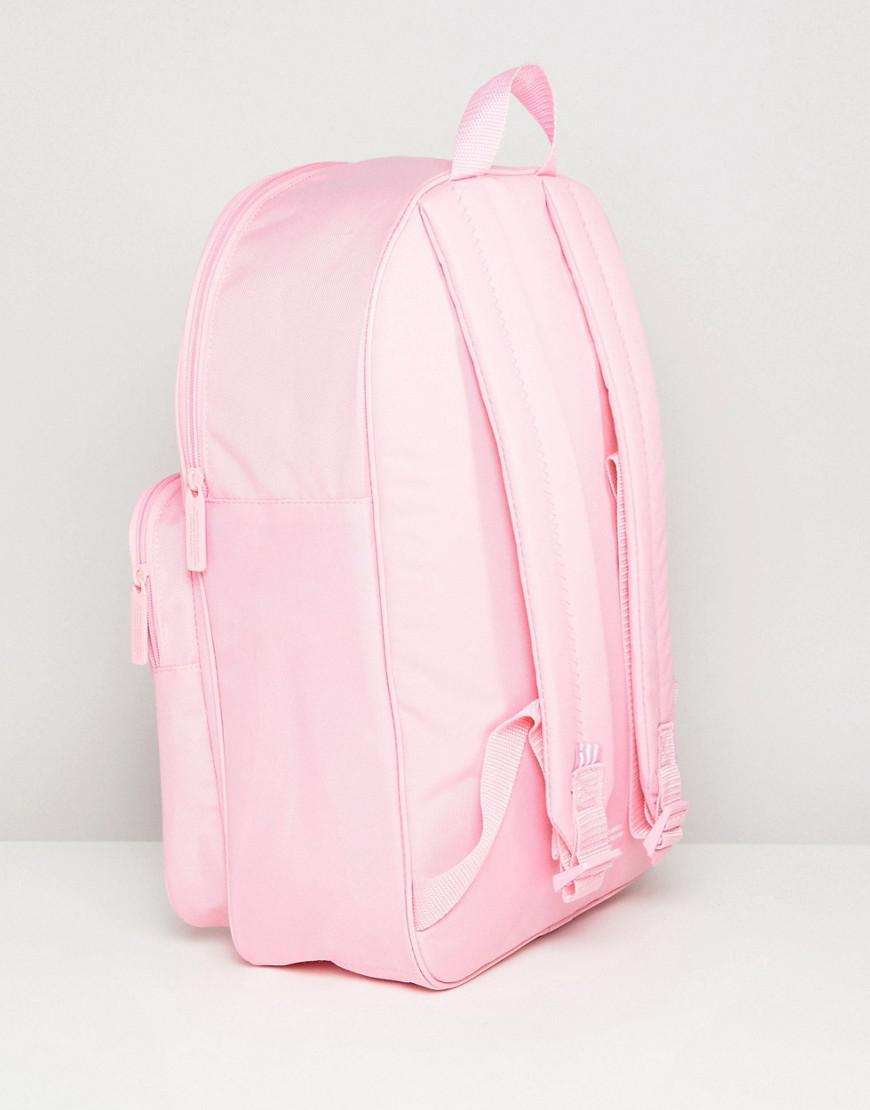 98723b02df44 adidas Originals Classic Backpack In Pink in Pink - Lyst