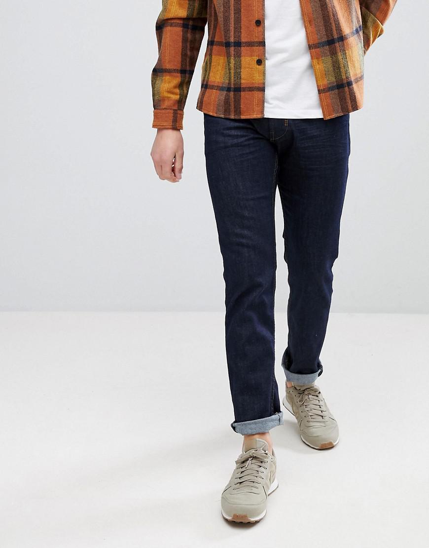 Homme Slim Lyst En Bleu Coloris Brut Esprit Jean Pour XwfqwT fe61d76270e
