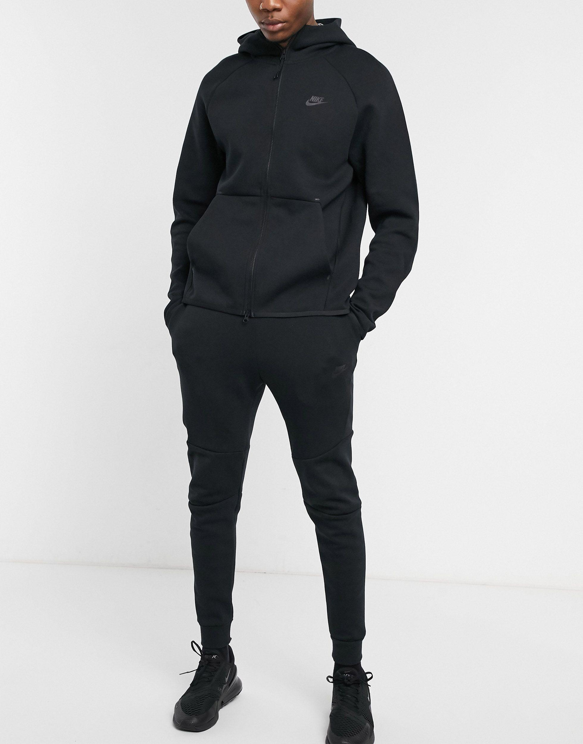 Nike Tech Fleece Joggers Men's in Black