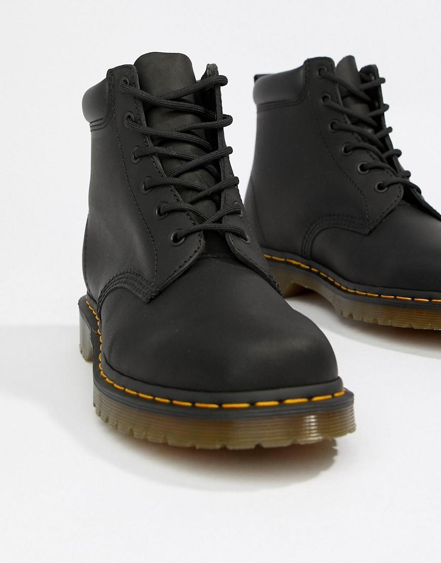 4a666cb030e Men's 939 6-eye Boots In Black