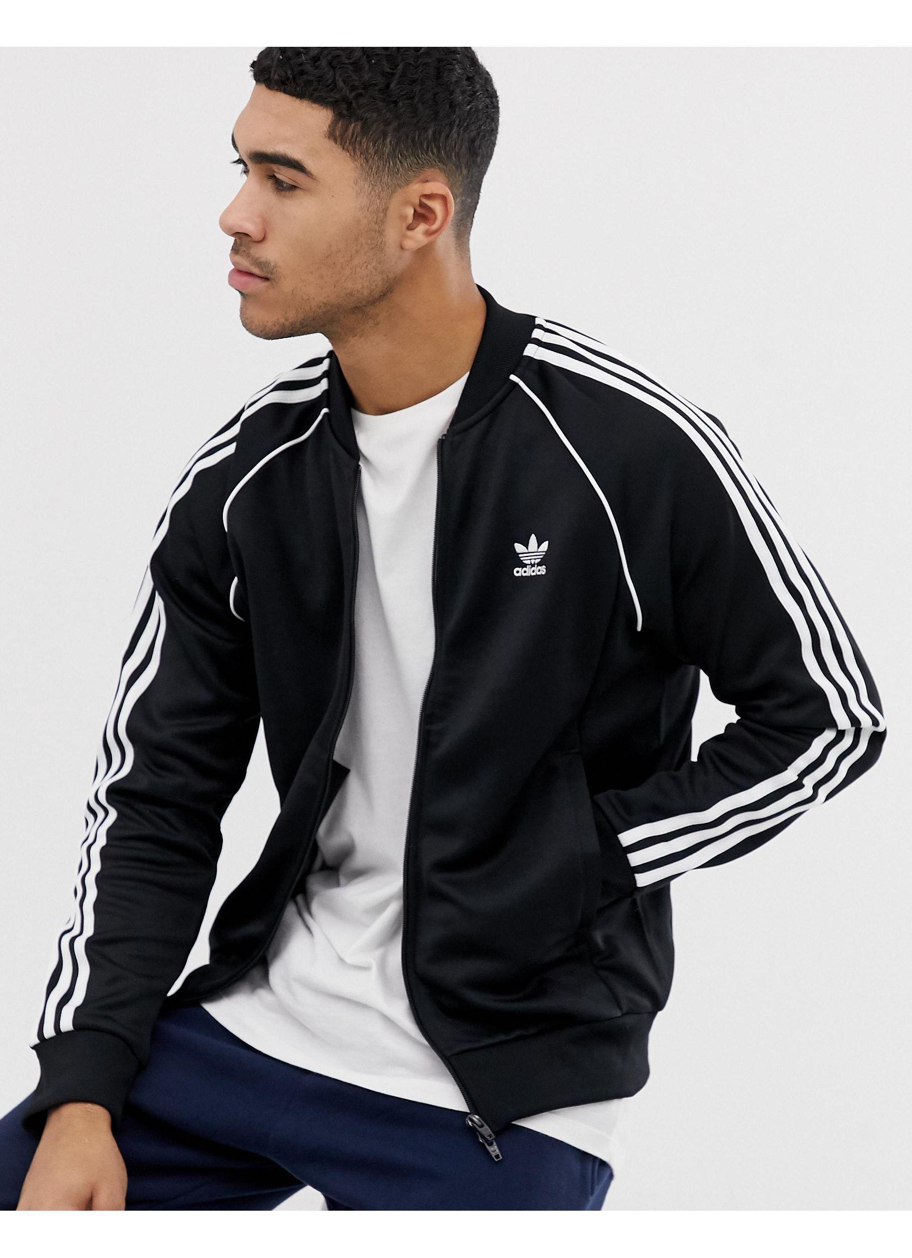 Superstar - Veste Coton adidas Originals pour homme en coloris ...