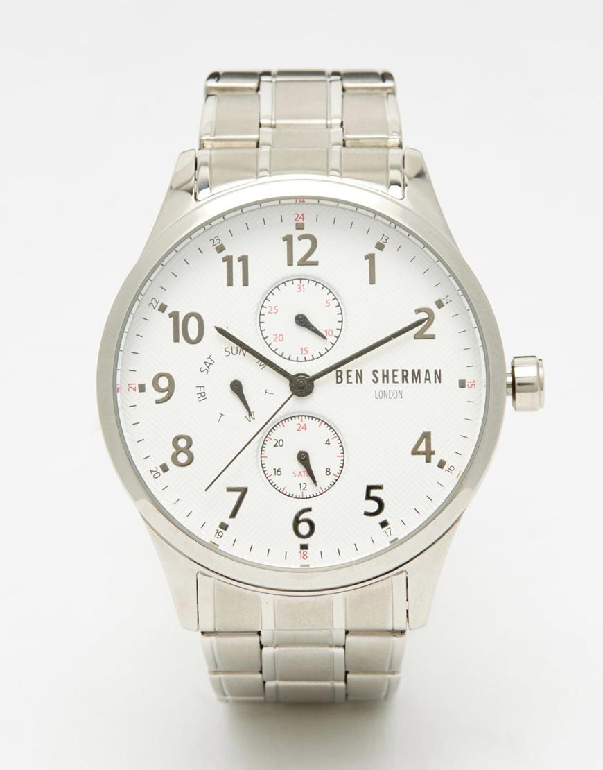 Spitalfields Ben Sherman Watches - ChrisElli