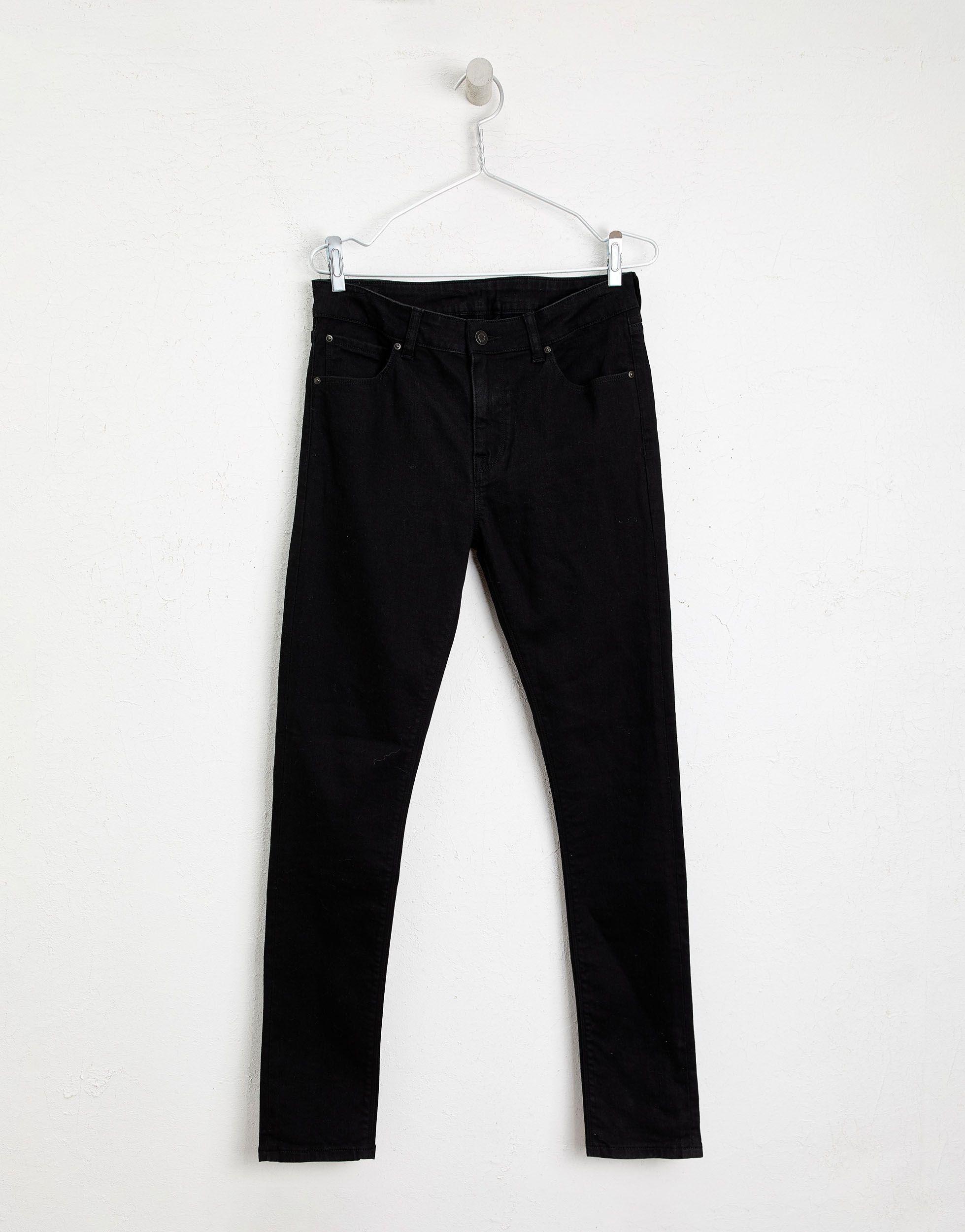 Heart & Dagger Denim Superskinny Jeans in het Zwart voor heren