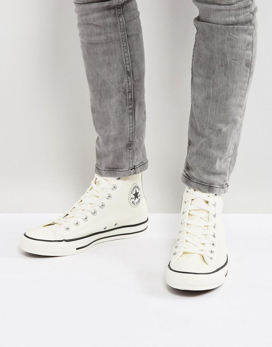 Converse Chuck Taylor All Star Hi Plimsolls In White 157469c in ... 37507627f