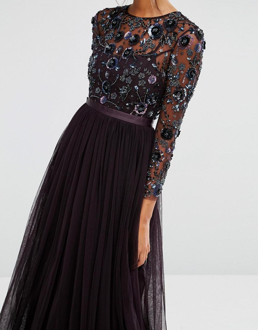 Magnificent Aubergine Gown Images - Best Evening Gown Inspiration ...