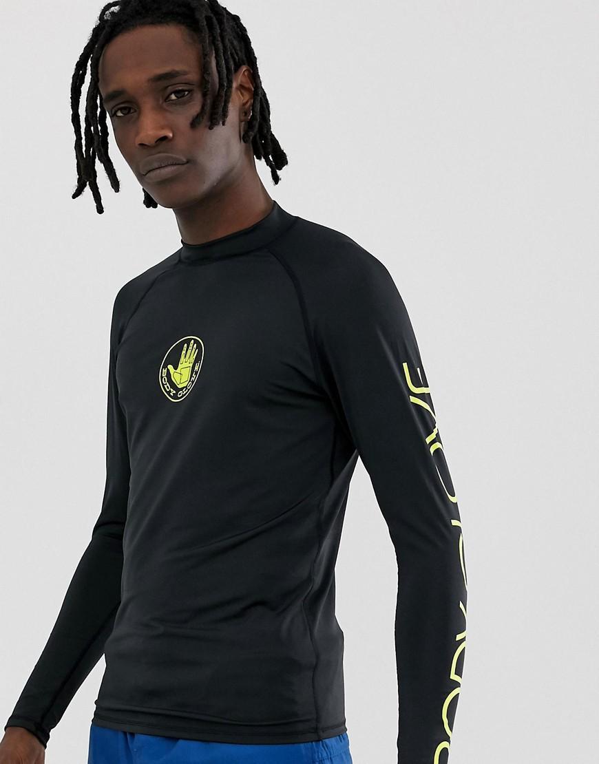 Body Glove Synthetisch Charger Rash - Hemdje in het Zwart voor heren