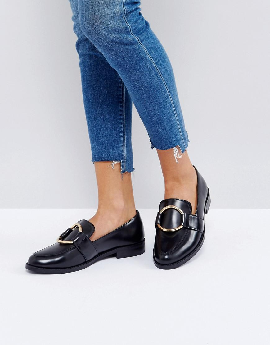 MAGENTA Leather Loafers buy cheap fake cheap sale genuine cheap sale shop for best online free shipping websites eLANRzDCVE