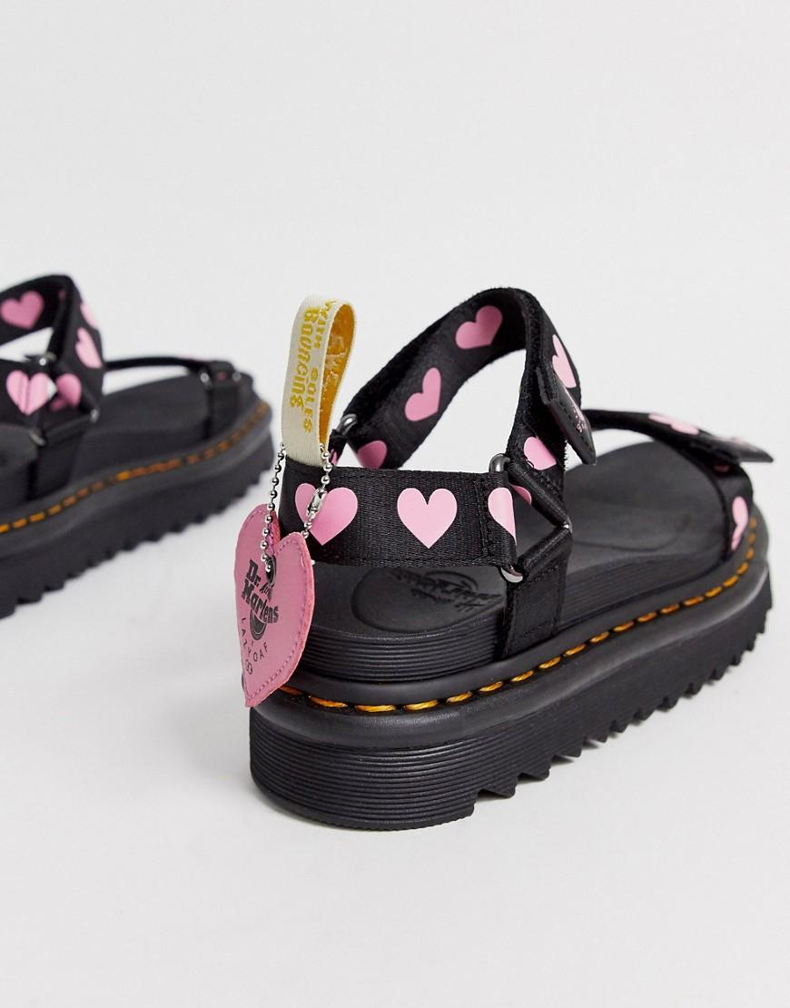 sneakers best prices in stock X Lazy Oaf Vegan Heart Sandal