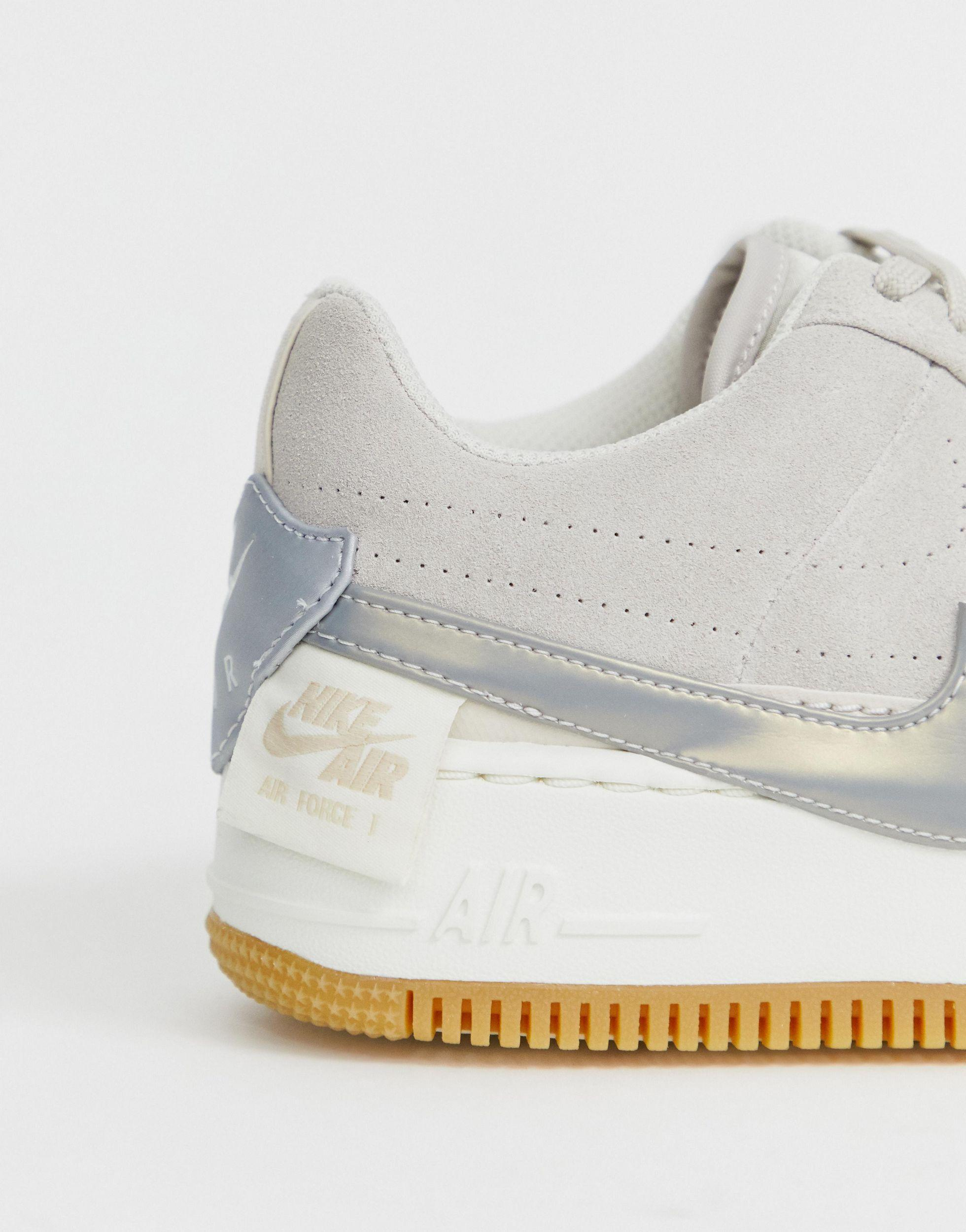 Nike Rubber Sand Air Force 1 Jester