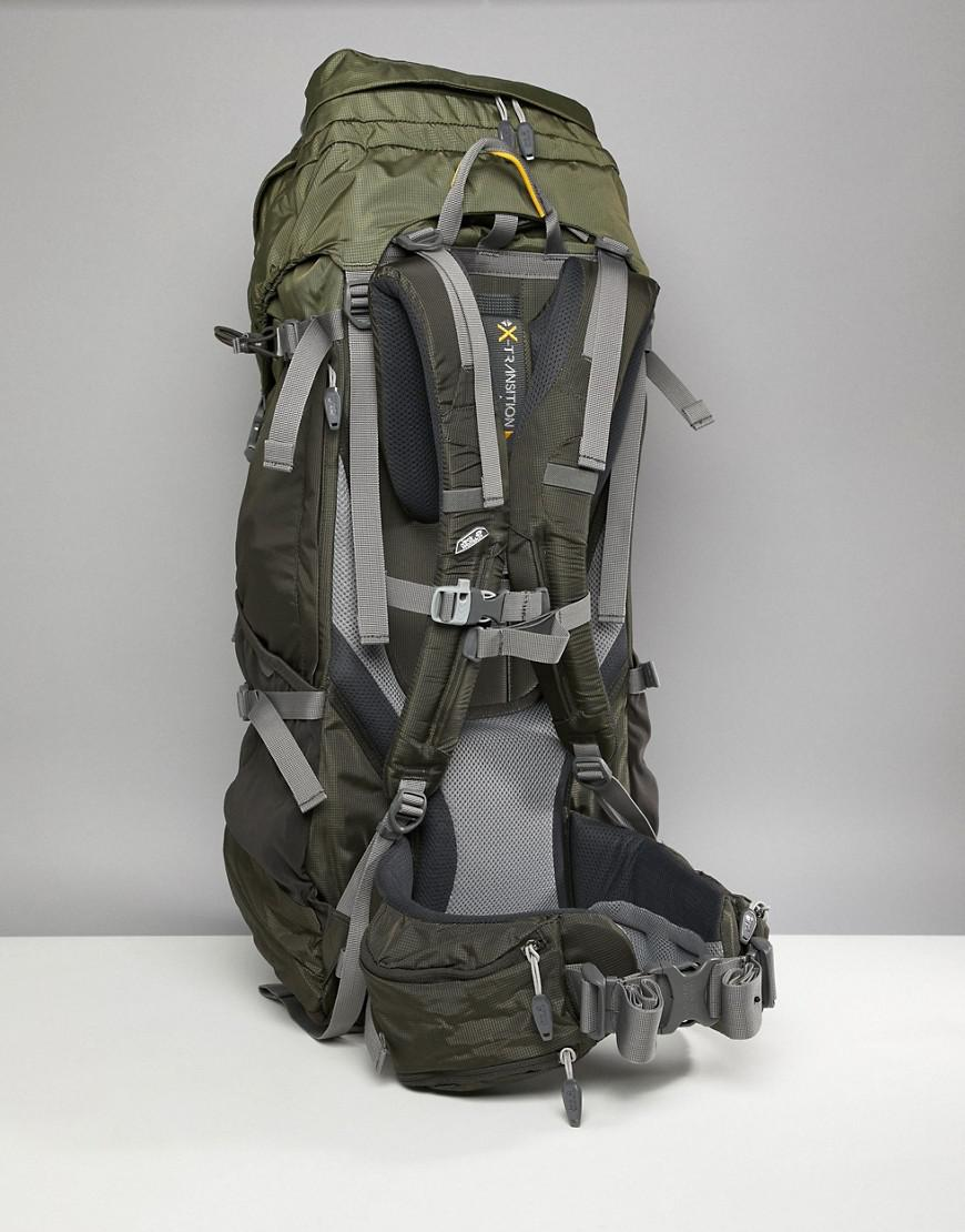eff67123753 Jack Wolfskin Highland Trail Xt 50 Backpack In Khaki in Green for ...