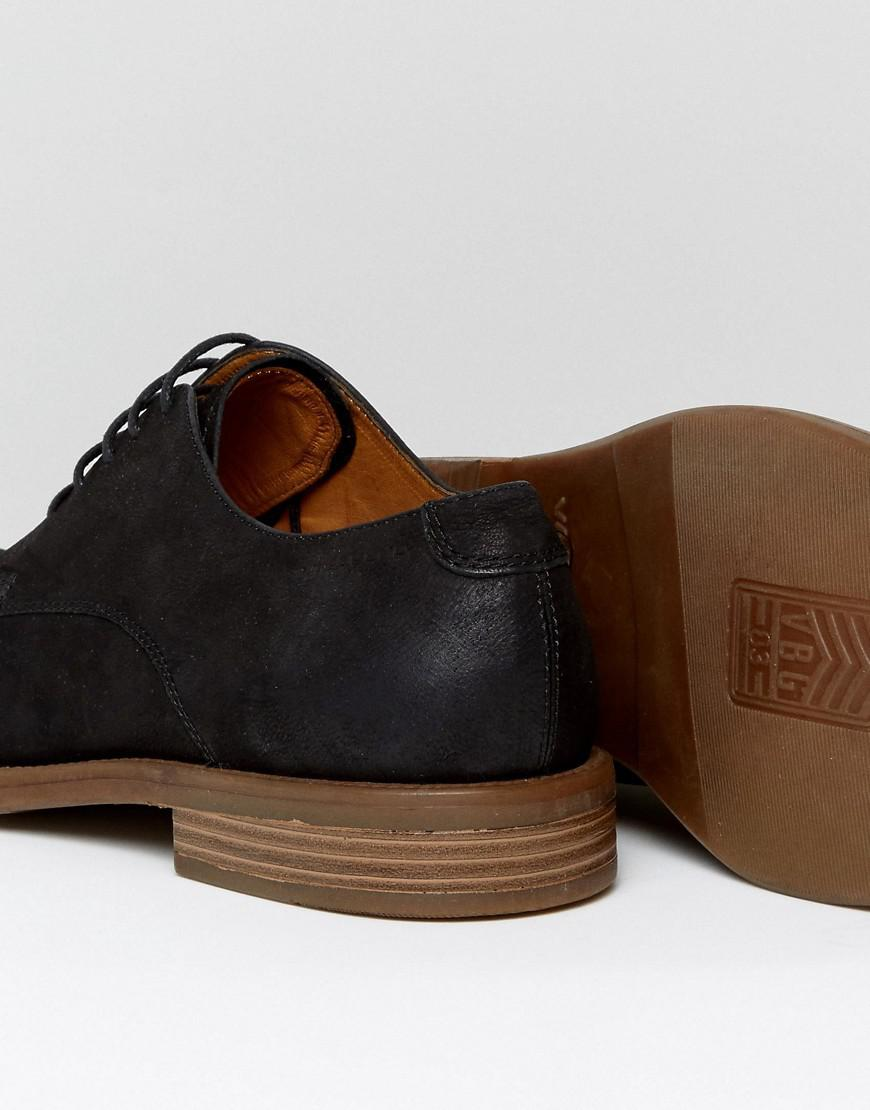Clearance Inexpensive Salvatore Suede Derby Shoes - Black Vagabond Cheap Pay With Paypal High Quality 9y9t8AB
