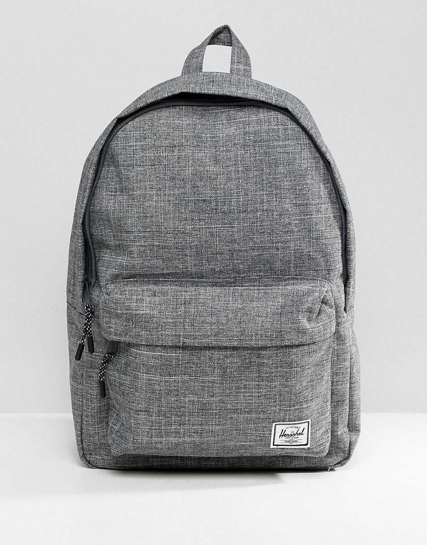 a1be03ce7c7 Herschel Supply Co. Classic Backpack In Crosshatch in Gray for Men ...