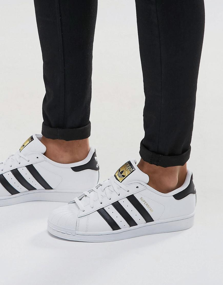 adidas Originals Superstar Trainers In White C77124 choice supply cheap online outlet lowest price cheap sale high quality DLUaM3kCPo