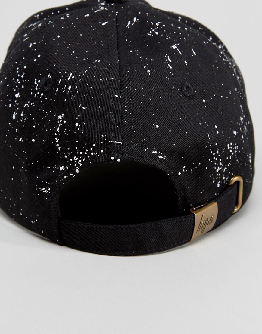 Lyst - Hype X Coca Cola Baseball Cap In Black in Black for Men 704831b272e
