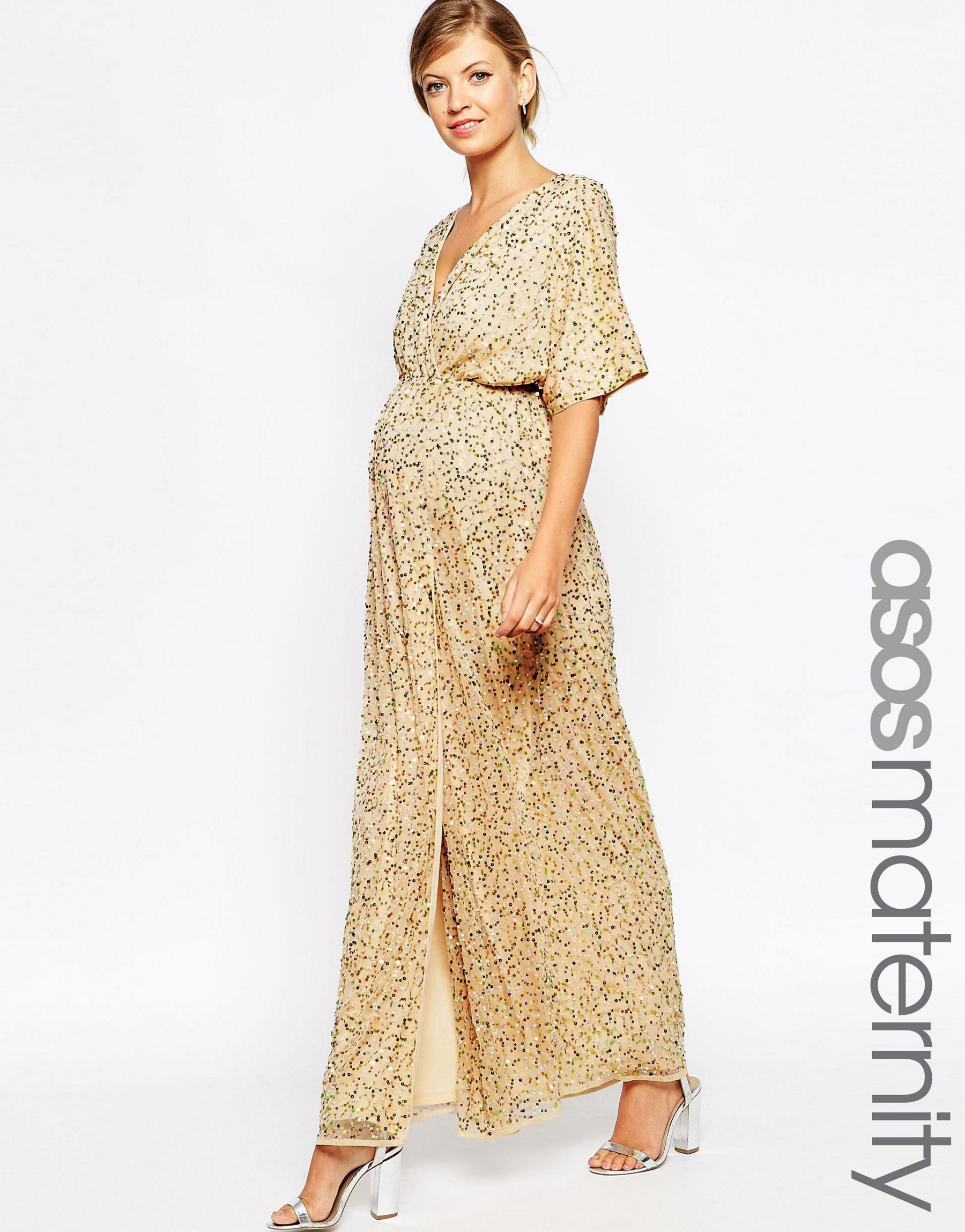 Discover maternity dresses on sale for women at ASOS. Shop the latest collection of maternity dresses for women on sale.