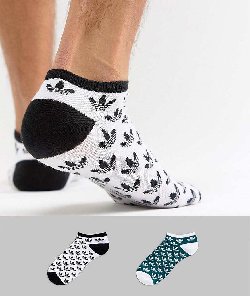 adidas originals socquettes 2 paires