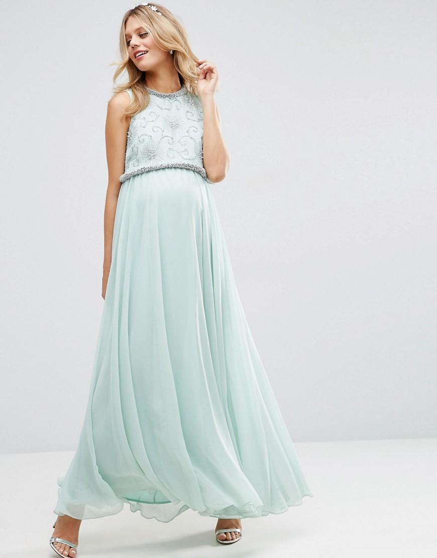 Unique Maternity Maxi Dress For Wedding Pictures - All Wedding ...