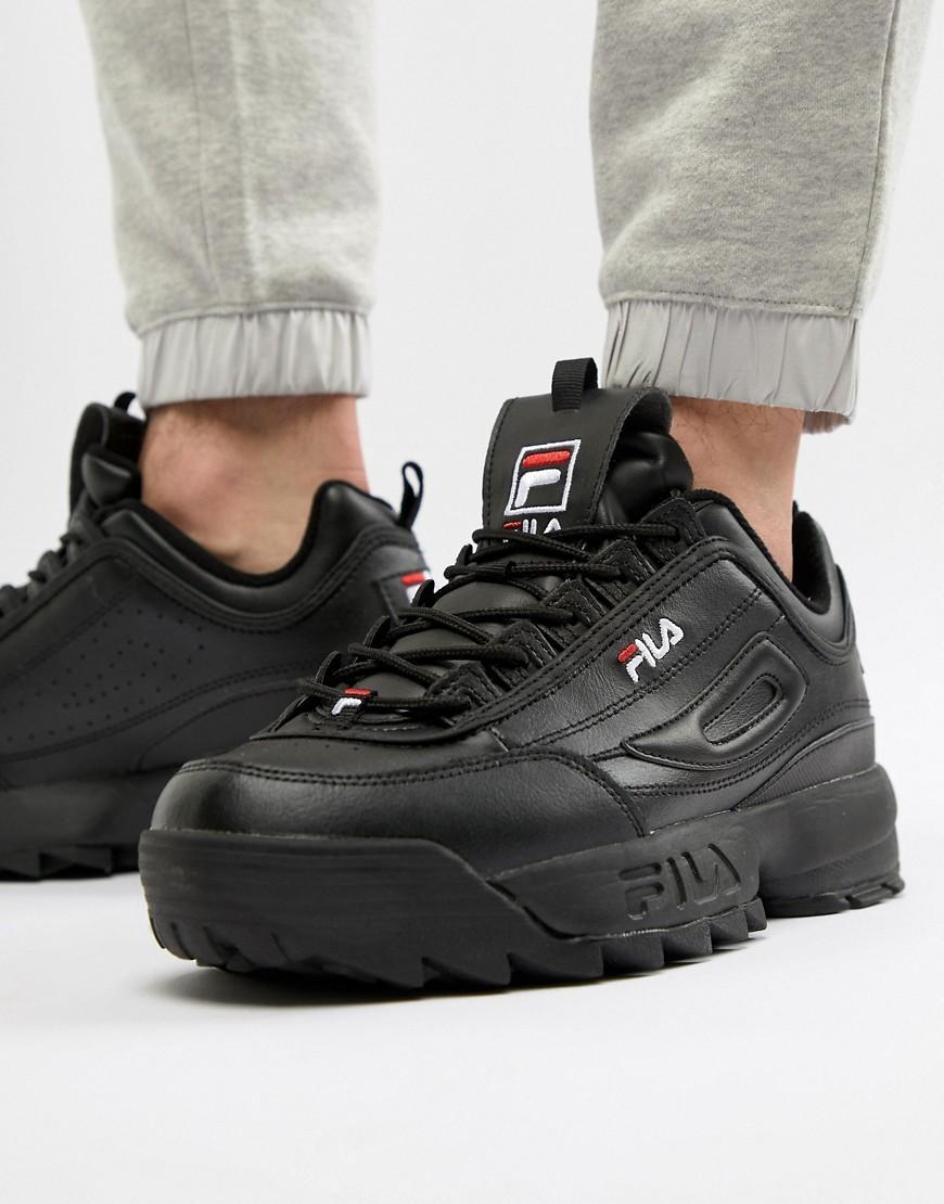 En Hombre Zapatillas Negro De Disruptor Deporte c34Aj5qRL