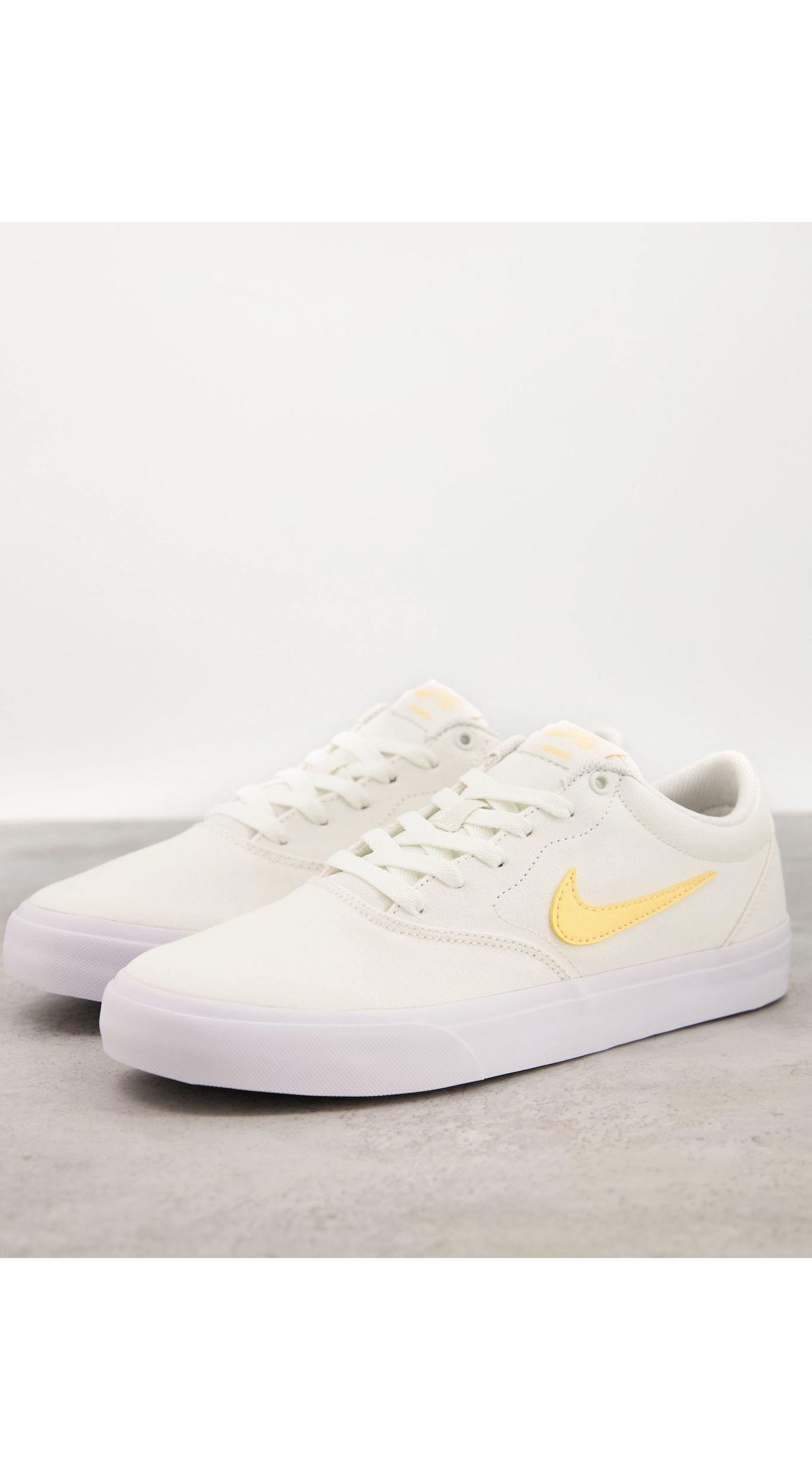 Nike - SB Charge - Baskets en toile - Voile Toile Nike pour homme ...