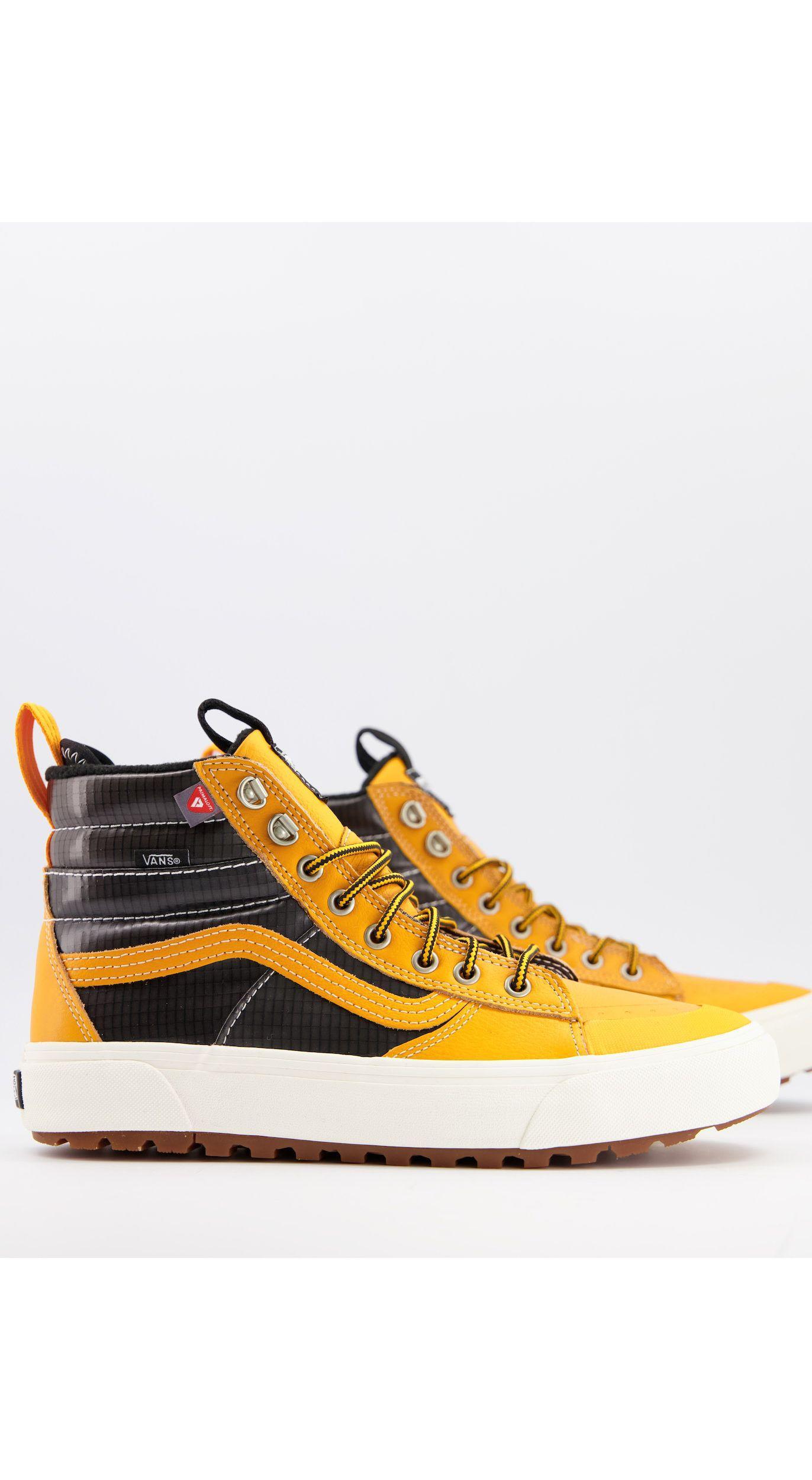SK8-Hi MTE 2.0 DX - Baskets Vans pour homme en coloris Orange - Lyst