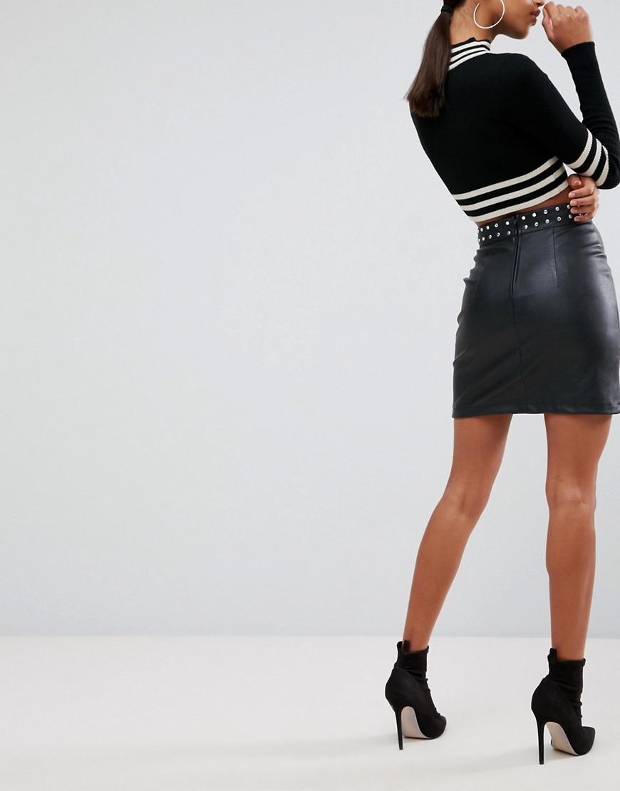 a9d036e95c asos-black-Asos-Leather-Look-Mini-Skirt-With-Rose-And-Stud-Detail.jpeg