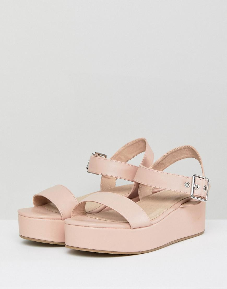 cfa7abbdfcb1 Gallery. Previously sold at  ASOS · Women s Wooden Wedge Shoes ...