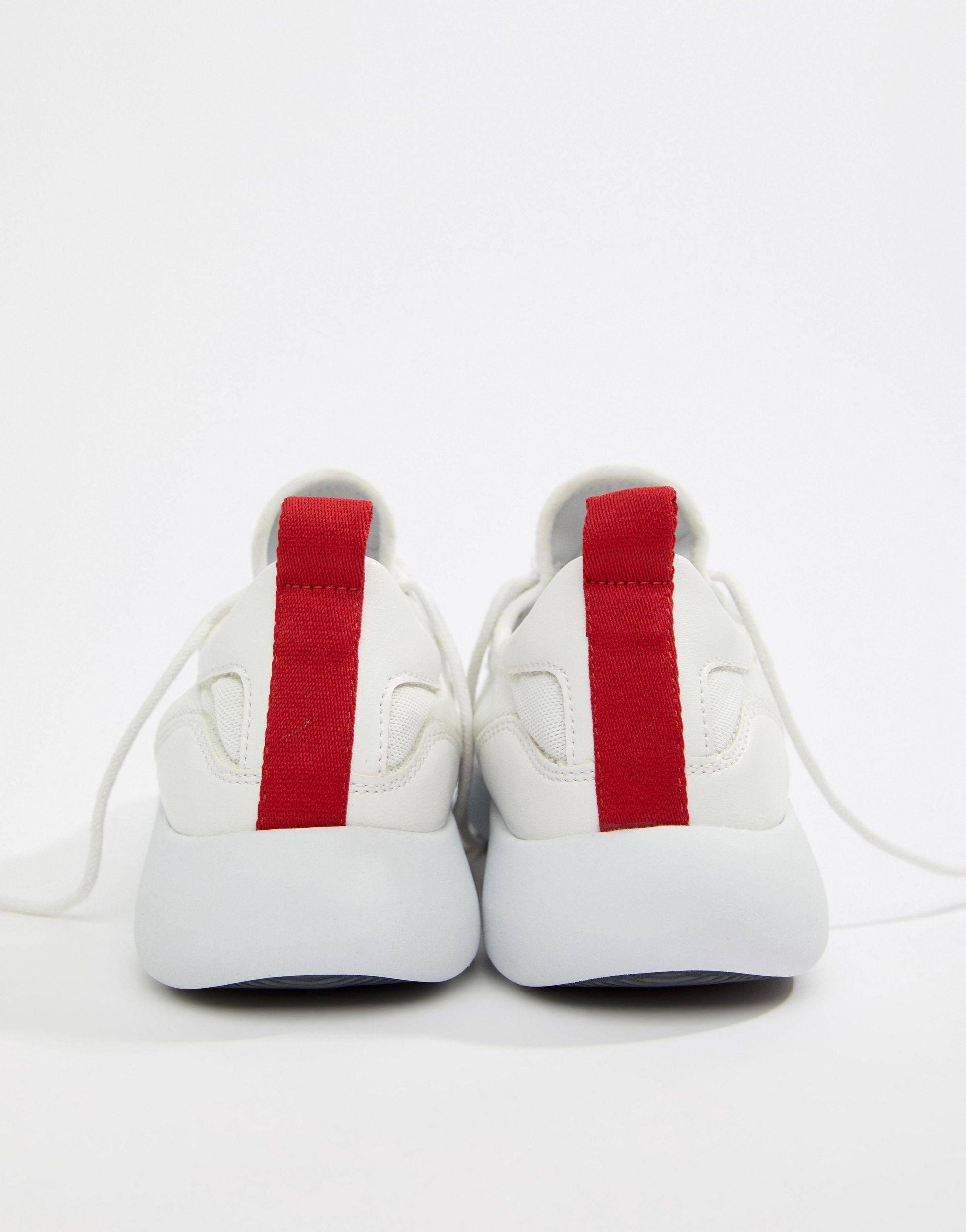 Calvin Klein Cotton Meryl Knit White